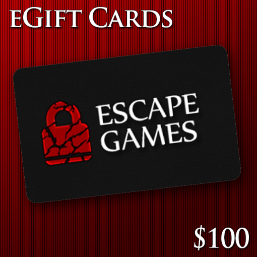 Escape Room Gift Card